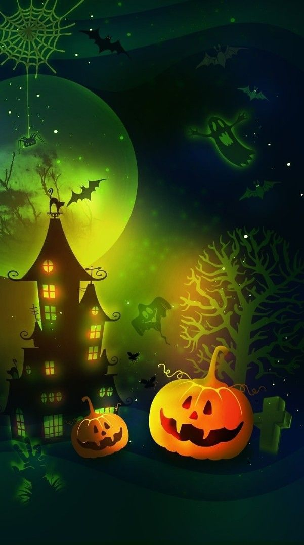 Pin By Timeofgrace Org On Holiday Wallpapers Halloween Wallpaper Halloween Images Holidays Halloween