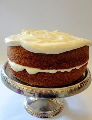 Nigella S Carrot Cake With Ginger And Walnuts