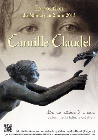 """Camille Claudel   """" L'Amour devrait courir vers l'Amour à bras ouverts """""""