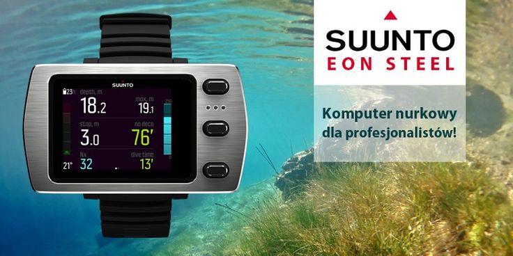 Profesjonalny komputer nurkowy - 11% z Sklep Nurkowy Aquamatic.pl! Nowa, lepsza cena!