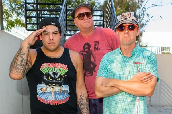 RETRO KIMMER'S BLOG: SUBLIME WITH ROME & THE OFFSPRING NORTH AMERICAN TOUR DATES!!