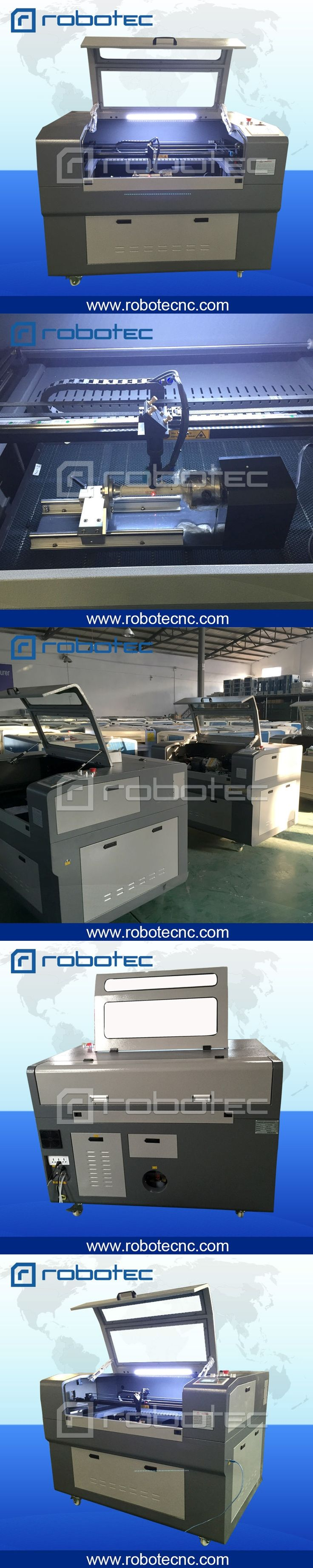 Acrylic Letter And Pvc CO2 Laser Cutting And Engraving 9060 Machines Price