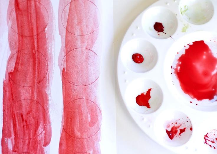 Emily Burnette's Recipe for Cute: DIY Watercolor Labels