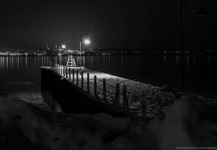 Harbor Springs, Michigan winter