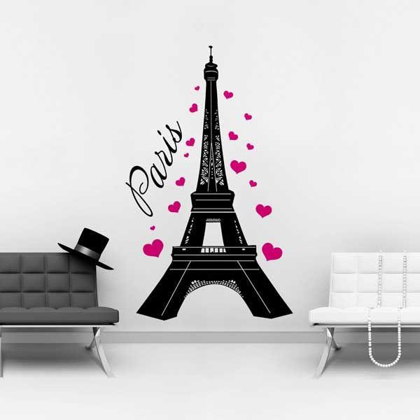 Αυτοκολλητο Ο Πύργος του Άιφελ - Eiffel Tower