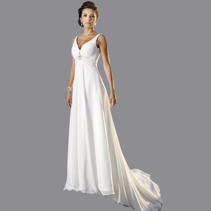 The 221 best wedding dress images on Pinterest | Wedding frocks ...