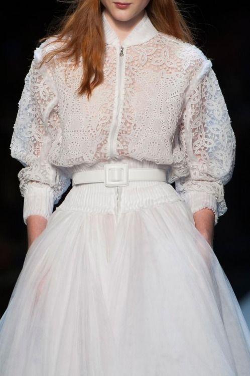 notordinaryfashion:Jean Paul Gaultier Haute Couture Spring 2015