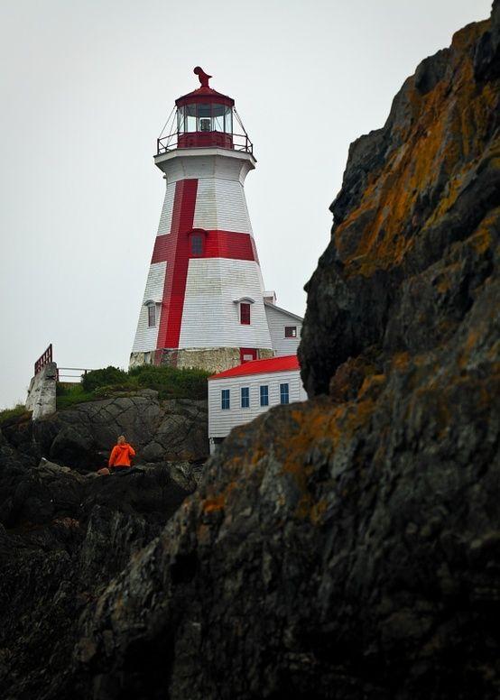 East Quoddy Head Lighthouse, Campobello Island