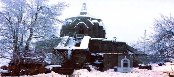 Shankaracharya Temple | Srinagar Tourism | Jammu and Kashmir Tourism