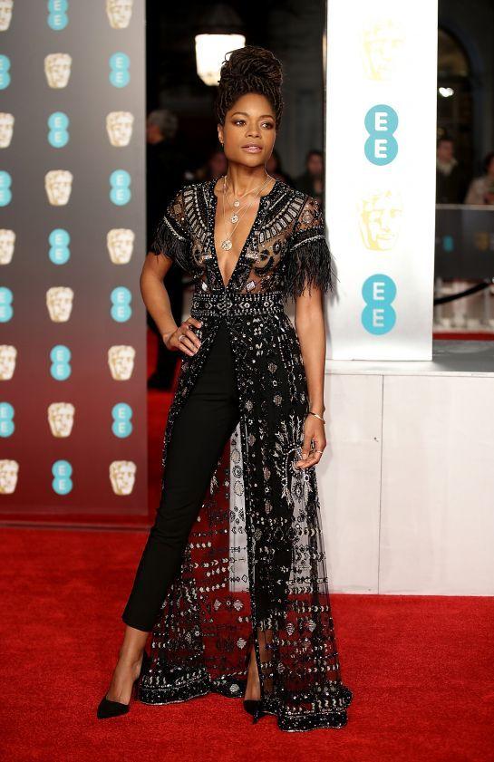 Best Dressed BAFTAs 2018 - Red Carpet Style