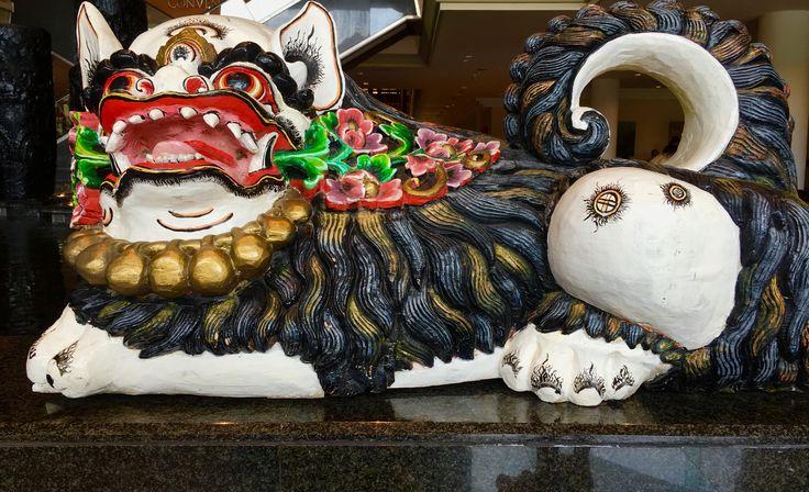 Balinese lion