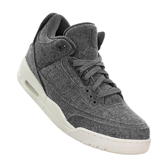 Air Jordan III (3) Retro (Wool)
