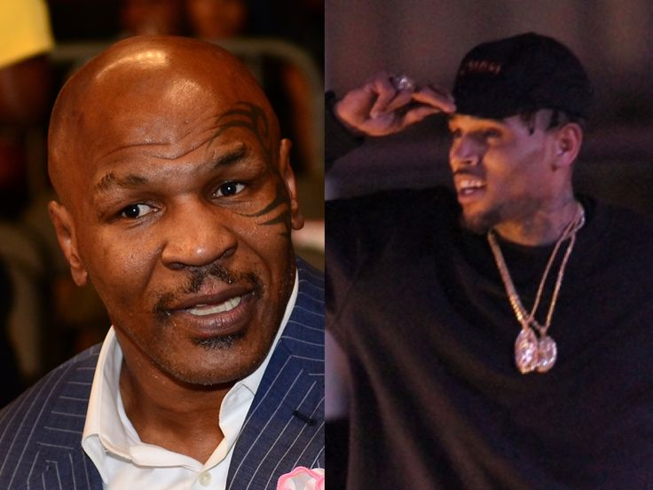 Mike Tyson: I'm Going To Train Chris Brown For Boxing Match Against Soulja Boy (VIDEO) -