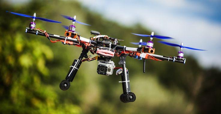 Vodafone quiere ser la responsable del control de tráfico aéreo de drones - http://www.hwlibre.com/vodafone-quiere-la-responsable-del-control-trafico-aereo-drones/