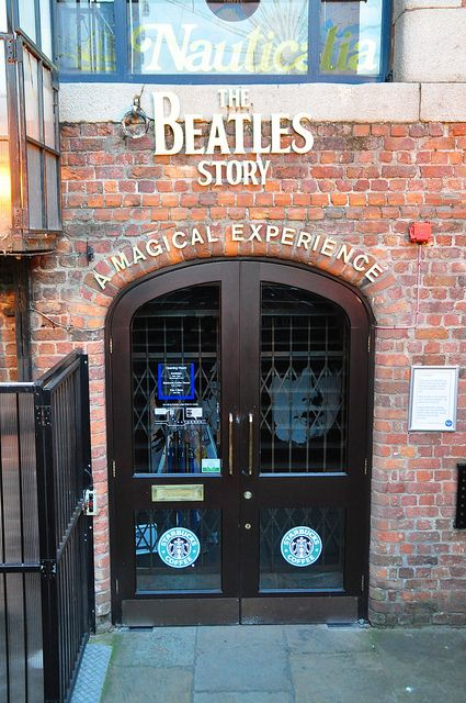 """Beatles Museum - Liverpool, England...this was fun! I liked LIverpool, sort of a """"working town"""" type of place, and the old docks all redone and made nice with shops and tea places, restaurants, etc. And the Cavern where the Beatles started up, etc. Great time!"""