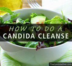 Doing A Candida Cleanse » The Candida Diet