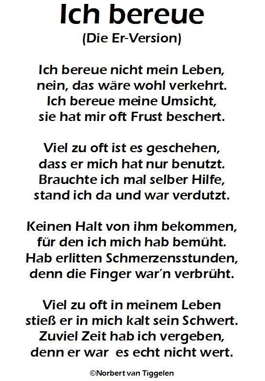 Gedichte, mitten aus dem Leben, von Norbert van Tiggelen ...