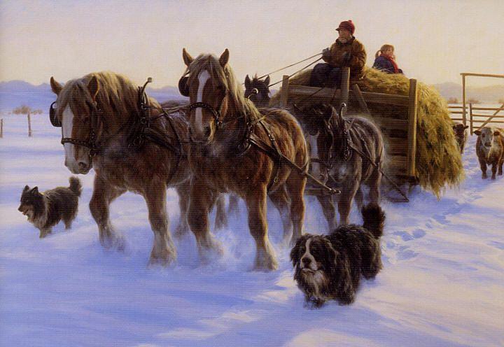 Artist: Robert Duncan, Midway, Utah USA