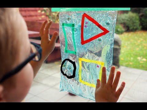 Zabawy sensoryczne dla dzieci, terpia ręki, integracja sensoryczna, fine motor skills