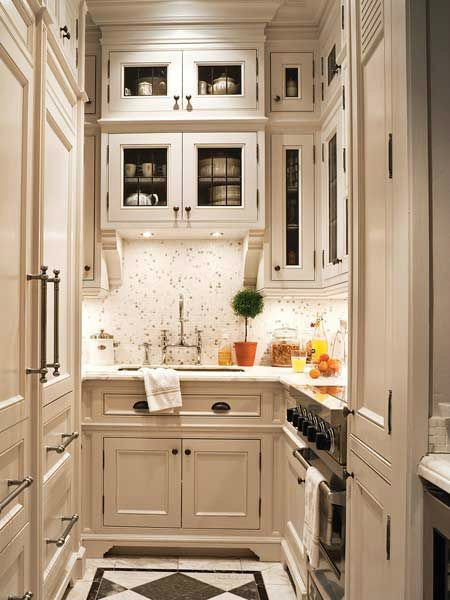 Tips for Building/Remodeling a Galley Kitchen - 47 Best Galley Kitchen Designs