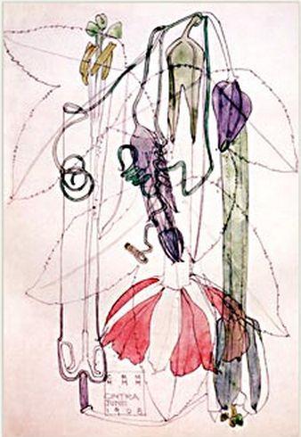 Charles Rennie Mackintosh 1908 - passiflora