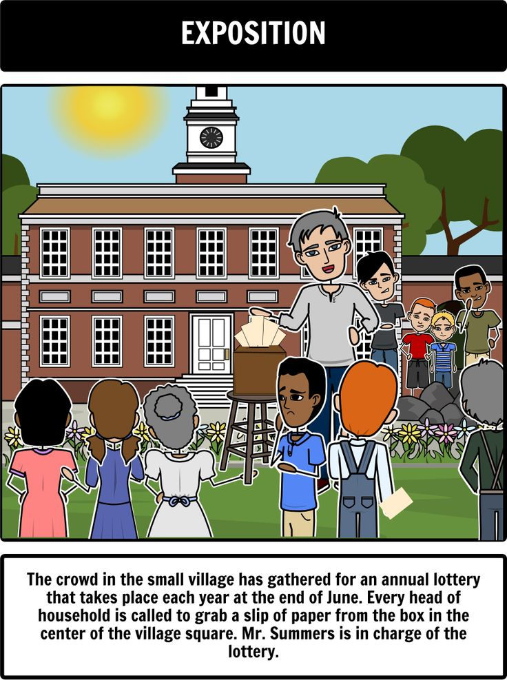 an in depth analysis of shirley jacksons story the lottery The lottery by shirley jackson essay sample the lottery by shirley jackson is the story of a village following a tradition that results in the sacrifice of one citizen each year by stoning.