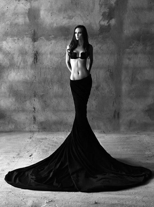 Mermaid glamour