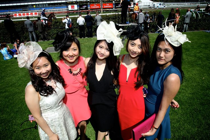 It was a top day for racing and fashion at Flemington