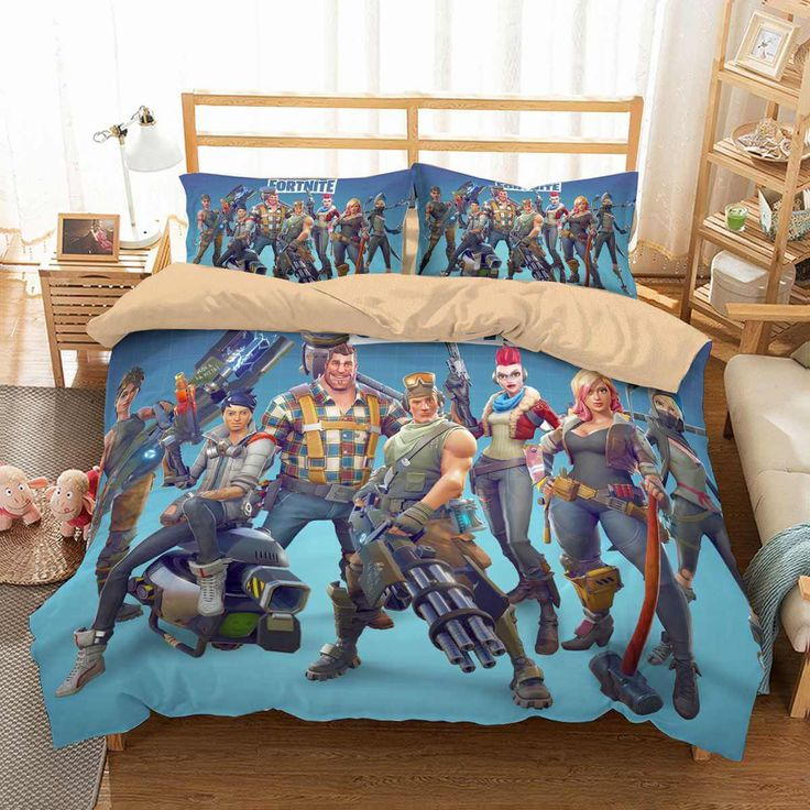 341 best cartoon duvet cover set images on pinterest. Black Bedroom Furniture Sets. Home Design Ideas