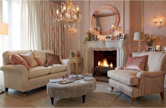 Romantic Warmth And Charm With Laura Ashley Heart Handmade Uk Romantic Ho