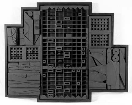 the legacy of louise nevelson in the history of modern art Recycled art hallie ford museum  the premise of the exhibition is deeply rooted in history  artist louise nevelson created poetic and evocative sculpture from.