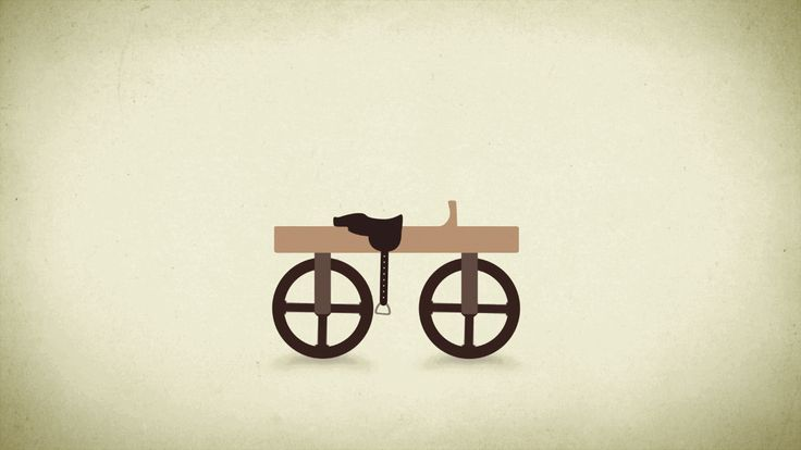 A Visual History Of The Bicycle | Co.Design | business + design