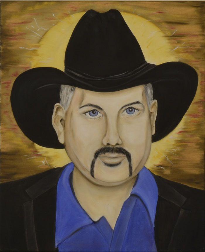 Garth Brooks www.artstolan.com
