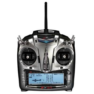11x 2 4 A s H with R921X RX No Servos Mode 1 JRP1100X1 | eBay