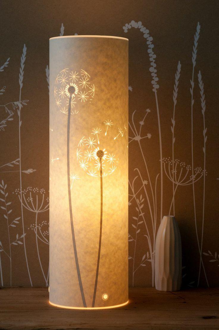 Hannah Nunn Dandelion lamp