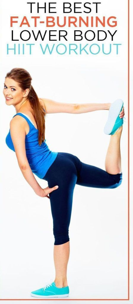 The Best HIIT Workouts To Burn Lower Body Fat – Medi Idea
