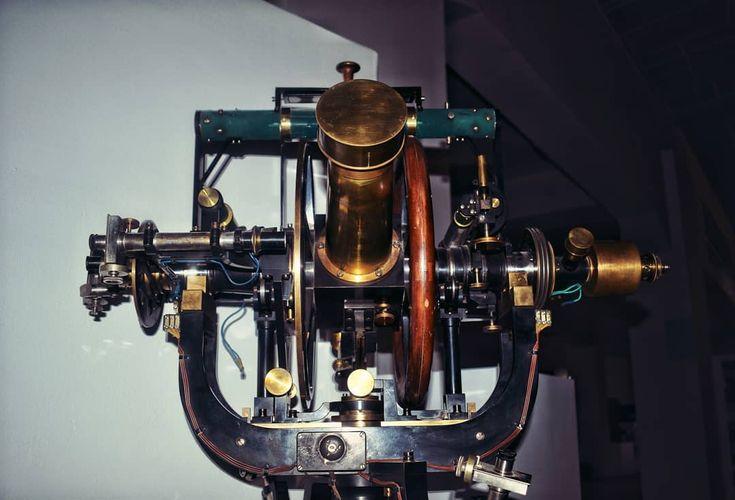 #astronomy #science #scientificinstruments #telescope #museum #old #steampunk #mechanics #mechanism #sciencemuseum #technique