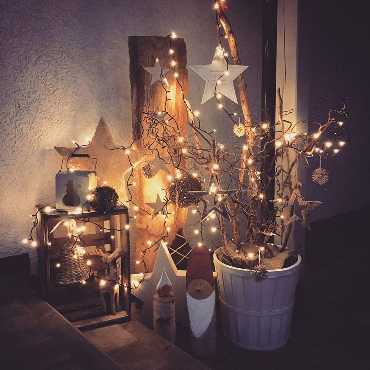 #deko #weihnachten #advent #haustüre #eingang