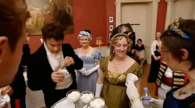 """Syllabub at the Ball, with Giles Coren and Sue Perkins: """"Supersizers Go Regency"""""""