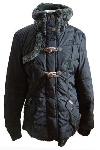 Khujo Womens Harbe Jacket - Black – Gorgeous Apres Ski Jacket