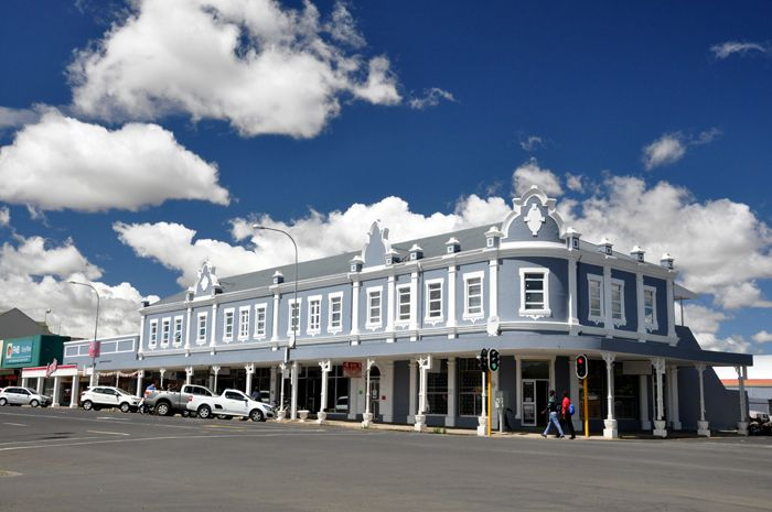 Beautiful old building, Harrismith, Free State, South Africa by Anita Cruywagen Photography