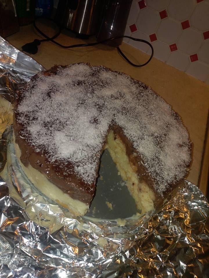 Tejbegrízes – kókuszos torta, sütés nélküli! Nem lehet megunni ezt a finom édességet!