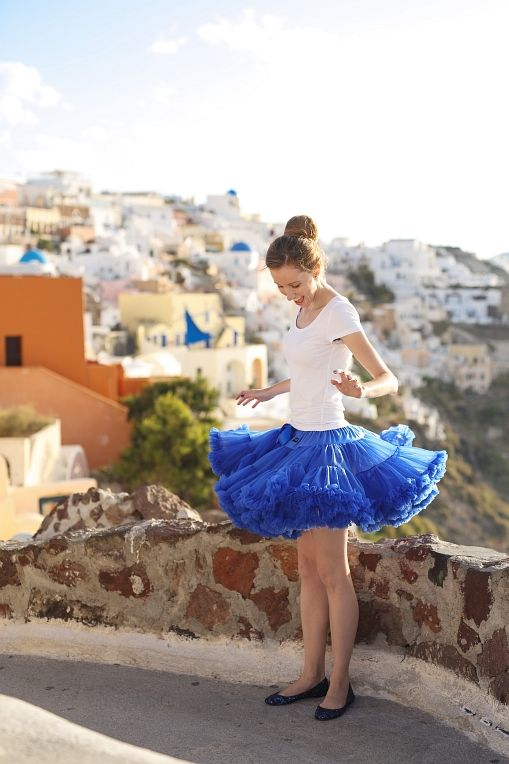 #Satorini #honeymoon #dollyskirt #Oia