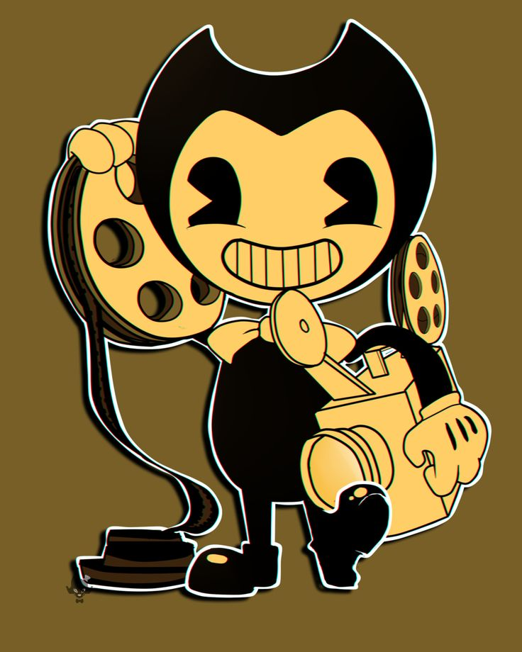275 Best Bendy And The Ink Machine Fanart Images On Pinterest