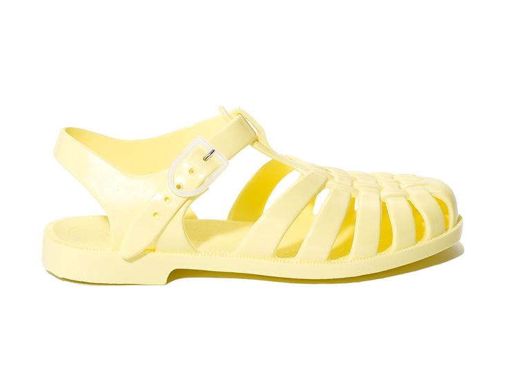 Sun Jellies banana sandals - The original jelly shoes and jelly bags
