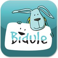 Lire avec Bidule -- a series of 40 leveled 8-page books for emergent readers in French; written by teachers, the books progressively introduce more complex language. Each page includes a cheerful full-color illustration. Each book also addresses a specific challenge for emergent readers, like the hard G/soft G difference, verb conjugation, etc. You can sample 3 books (1 from each level) for free, then purchase sets of 5 for $2.99 or the full app (40 books) for $22.99. I'm very impressed!