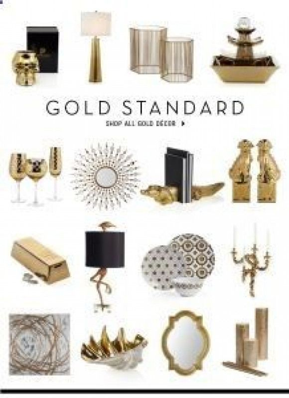 Zgallerie Gold Home Accents Tedswoodworkingteds