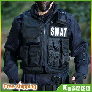 США Жилет Тактический Жилет СВАТ жилет CS оборудование жилет отправить SWAT Velcro