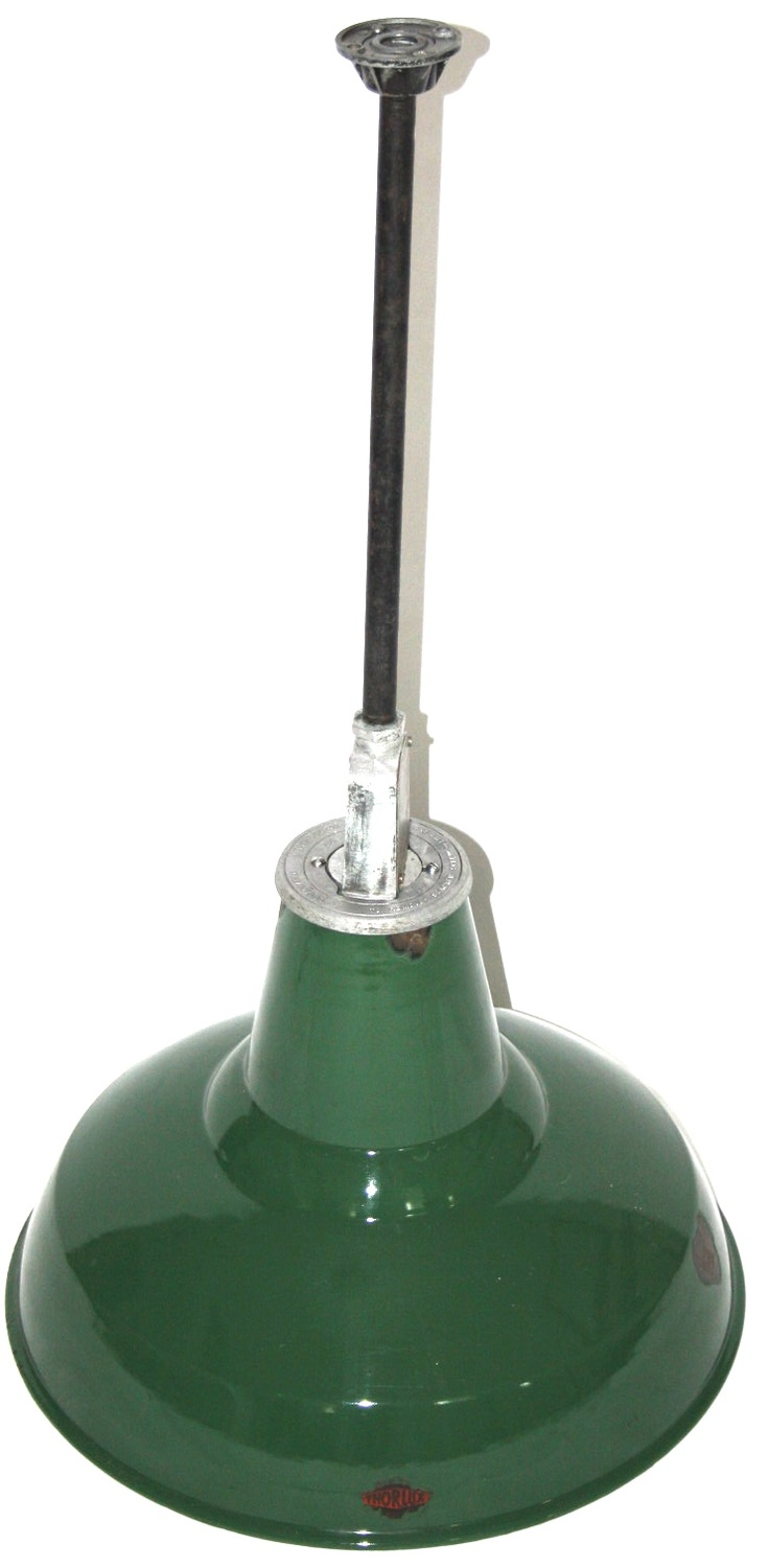 We have a huge range of industrial lamp shades ranging in prices all original -