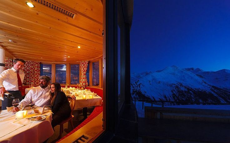 St Anton's best restaurants, including good cheaper alternatives and options on the mountain
